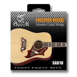 Acoustic Guitar Strings SPOCK SA010 (10-47)