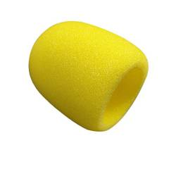 Osłona przeciwwietrzna do mikrofonu MCC-001 Żółta