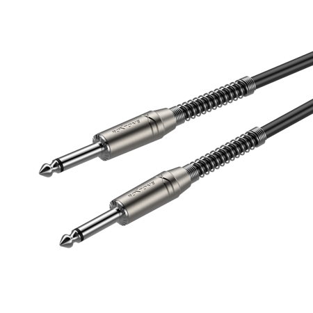 6.3mm mono plug - 6.3mm mono plug Roxtone SAMURAI SGJJ100L10