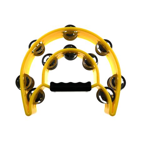 Tambourine TW-20 yellow